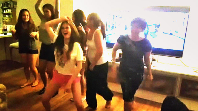 WATCH: Ellen Adarna And Beauty Gonzalez Dance To Spice Girls