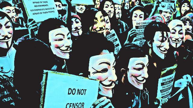 Anonymous PH Demands Release Of Arrested Hackers