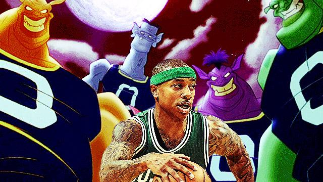 5 NBA Stars The Monstars Should Steal Talent From For 'Space Jam 2'