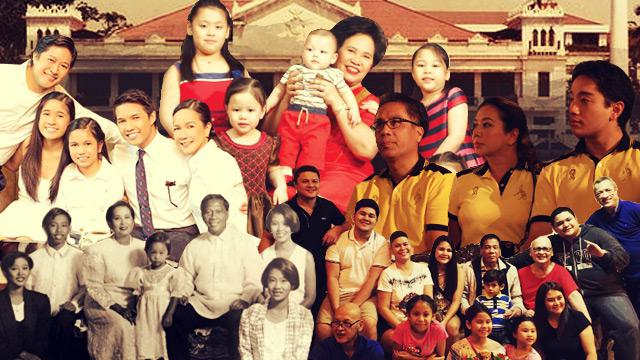 One Of These Families Will Soon Move Into Malacañang