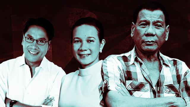 Duterte Still Leads, Roxas And Poe Tied For Second In Latest Pulse Survey