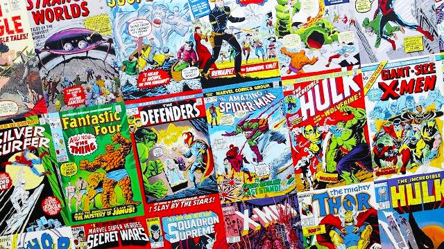 Fill Your Bag With Free Comics + 5 More Things To Do This Weekend