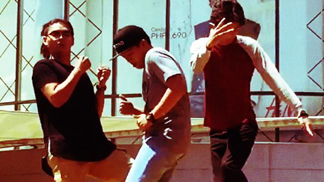 Pinoys Do The Funniest #RunningManChallenge