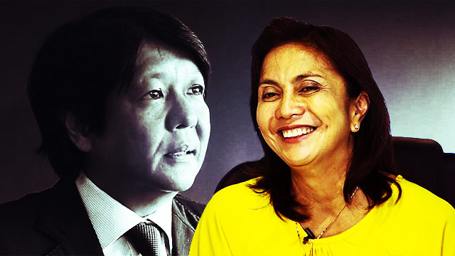 Fight Of The Century: #BBM4VP Versus #LabanLeni