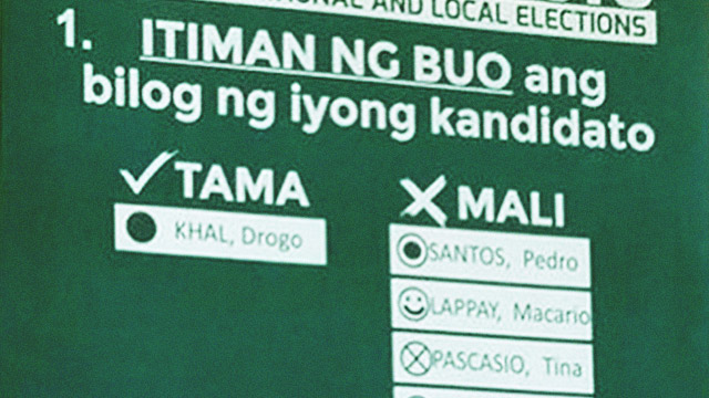 The Wittiest, Funniest #Election2016PH Posts