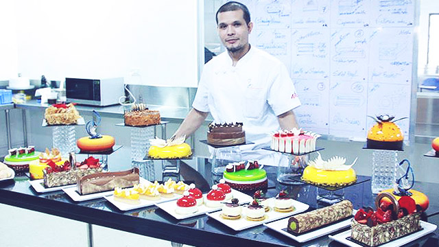 Chef To Give Out 5 Million Pesos Worth Of Cakes After Duterte Win