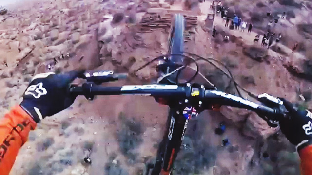 This Extreme BIking Video WIll Make You Doubt Your Riding Skills