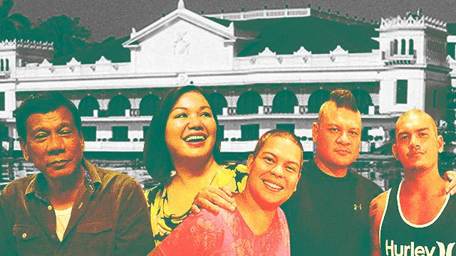 Keeping Up With The Dutertes