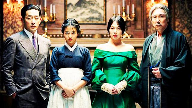 The Lust-Filled, Lesbian-Revenge Korean Film That Shook Up Cannes