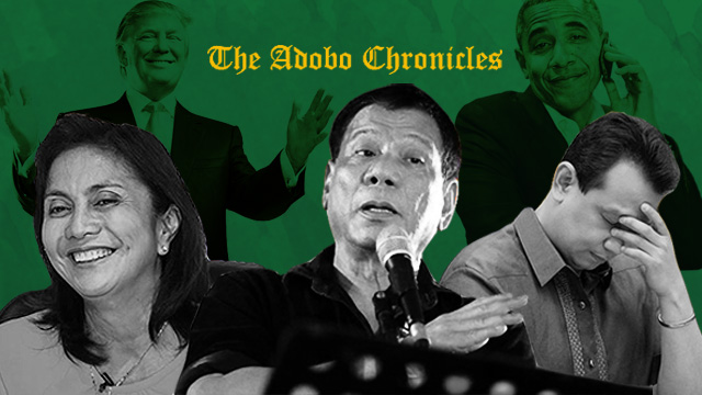 Care To Share? The Adobo Chronicles' Best Fake Hits