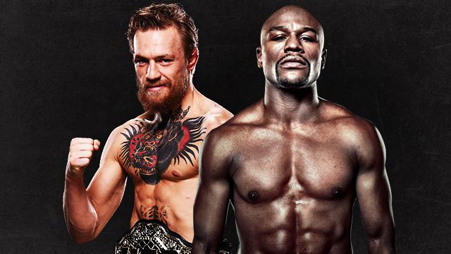 Mayweather Says He'll Return If He Can Fight Conor McGregor