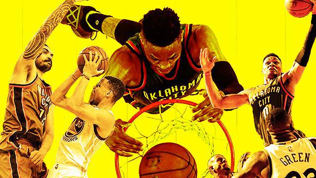 7 Highlights That Tell Us GSW Vs. OKC Will Be An Epic Series