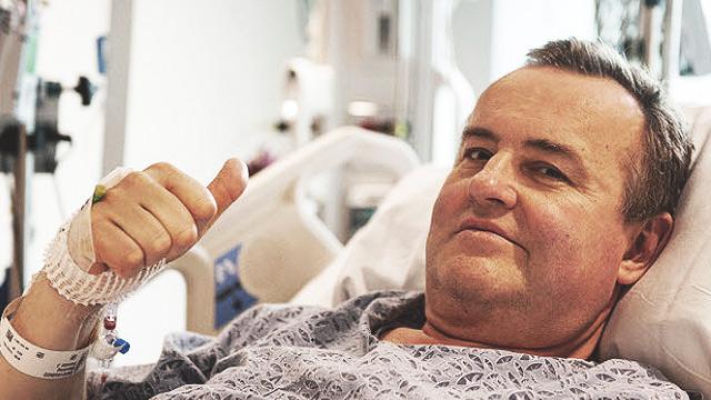 Cancer Survivor Gets First Penis Transplant In The US