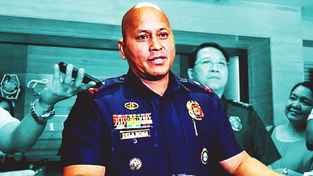 Incoming PNP Chief On Duterte's Catcalling: 'Let Him Be'