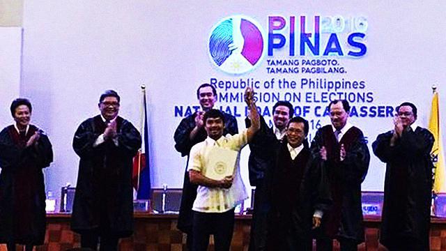 Manny Pacquiao On The Death Penalty: 'Sa Mata Ng Panginoon, Hindi Bawal 'Yan'