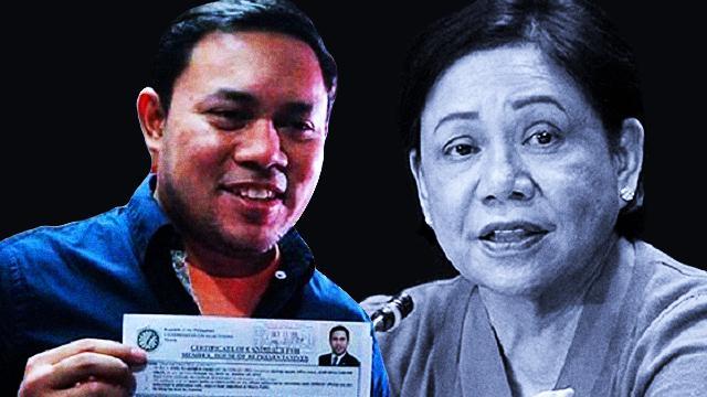 Senator Villar Defends Son's Appointment As DPWH Head