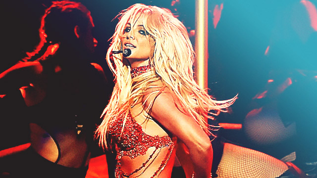 WATCH: Britney Spears' Sizzling Opening Number At The Billboard Music Awards