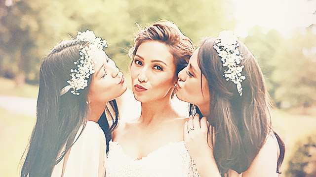 The Gorgeous Guests At Solenn Heusaff's Wedding