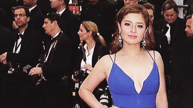 Andi Eigenmann Slays At The Cannes Film Festival Red Carpet Anew
