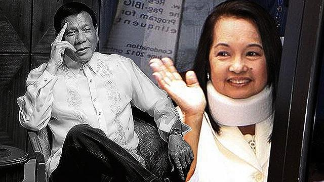 Duterte: I Offered Pardon To GMA But She Declined