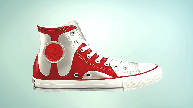 LOOK: Converse Releases Ultraman Shoes