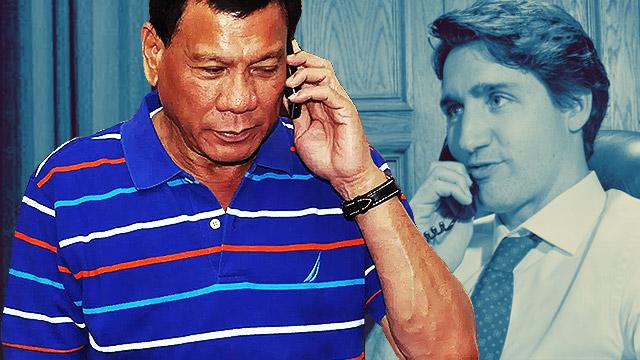 Duterte Apologizes To Canada's Trudeau For Abu Sayyaf Beheading