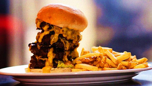 FHM Is Hungry: Try Not To Salivate Over These Five Burgers From Zark's