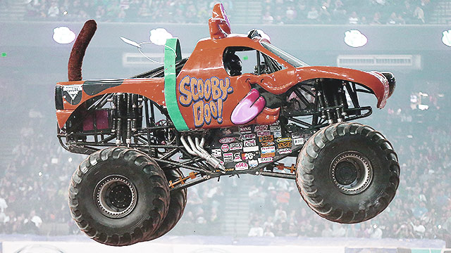 Meet The 8 Awesome Trucks At This Year's Monster Jam