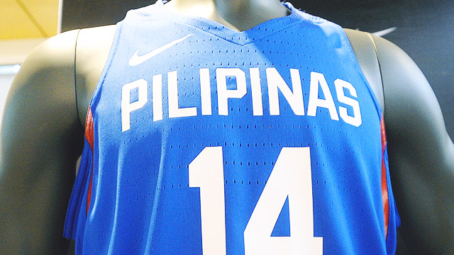 LOOK: The New Gilas Pilipinas Jerseys Are Breathtaking