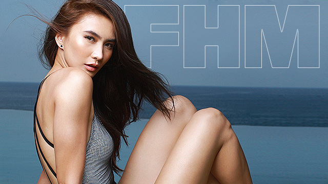 Rachel Anne Daquis Is FHM's June 2016 Cover Girl
