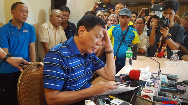 Duterte On Media Killings: Most Of Them Were Corrupt