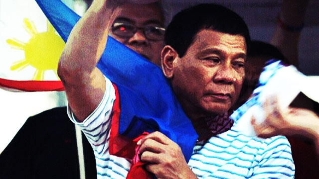 Duterte Offers P3 Million Bounty For Drug Lords
