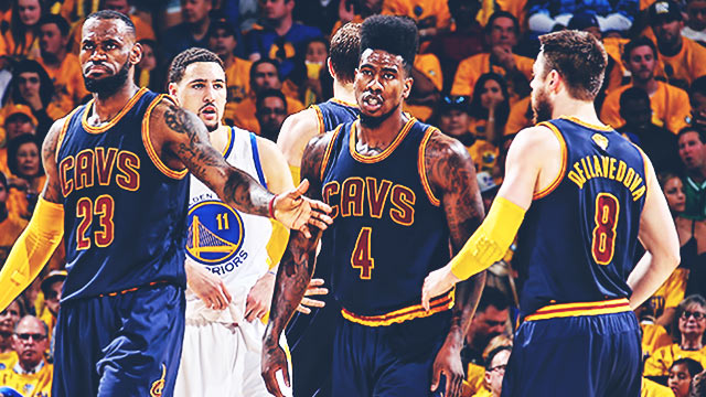 Why The Cleveland Cavaliers Will Win The 2016 NBA Finals