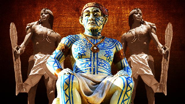 Lapu-Lapu Didn't Have A 'Gym-Fit' Body