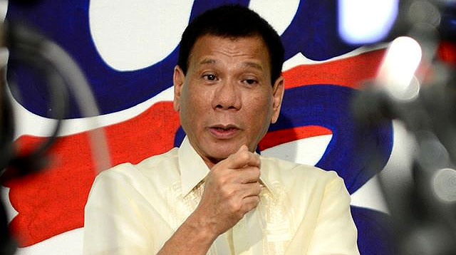 Duterte On Whistling: 'You Don't Have Any Business Stopping Me'