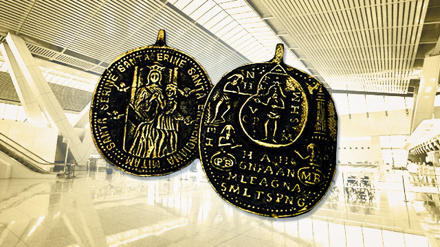 Woman Tries To Skip NAIA Immigration With Invisibility Amulet