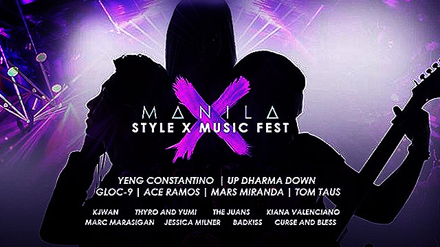 A Style X Music Festival + 4 Things To Check Out This Weekend