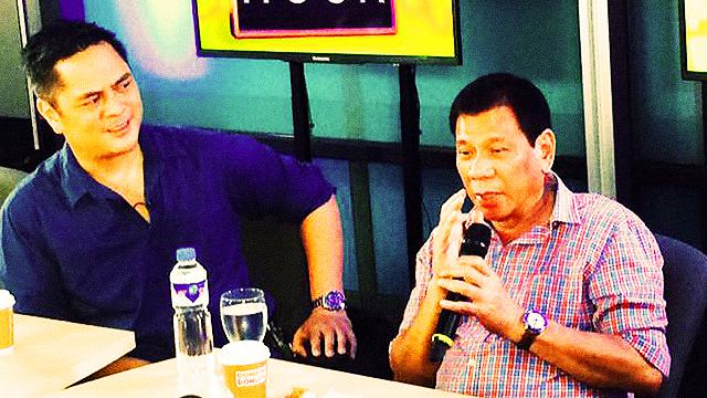 Duterte's Communications Team Is Planning A Weekly TV Show