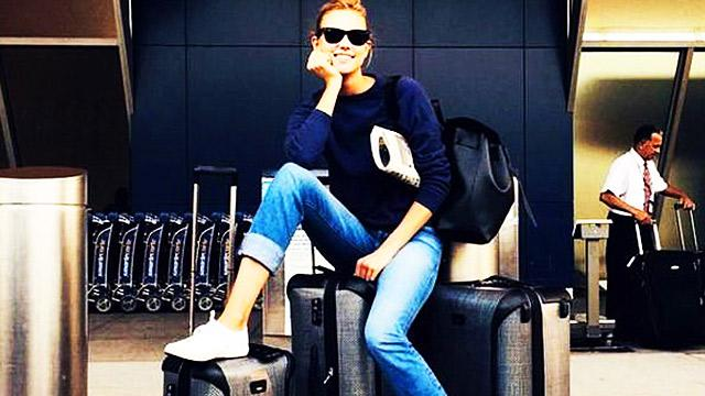No More Flying With This Local Airline For Supermodel Karlie Kloss