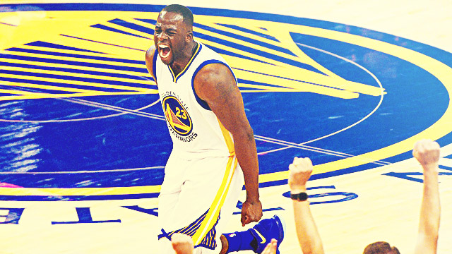 Hey Cavs, You May Want To Take Cues From Draymond Green's Play