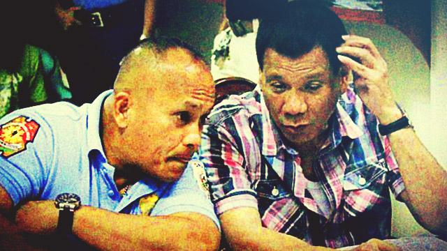There's A P50 Million Bounty On Duterte And His PNP Chief's Head