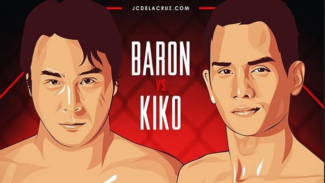 So The Baron Geisler VS Kiko Matos Feud Was Staged