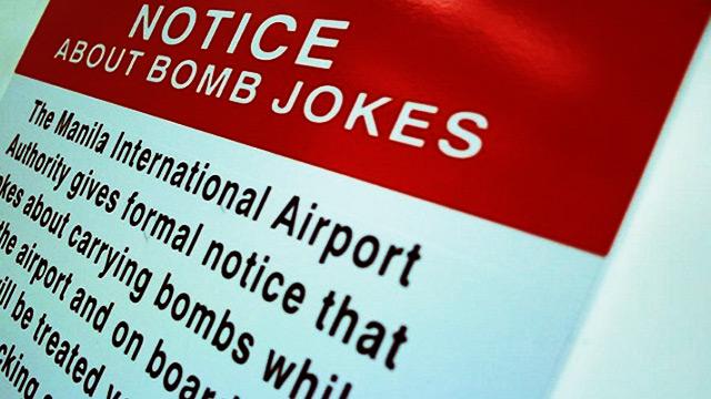 Woman Nabbed In NAIA For Making Bomb Joke