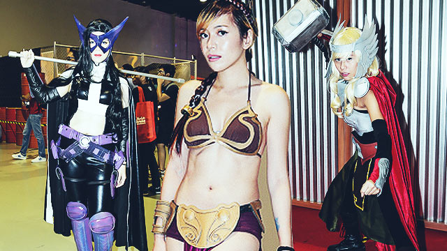 The Hottest Cosplays From This Year's ToyCon