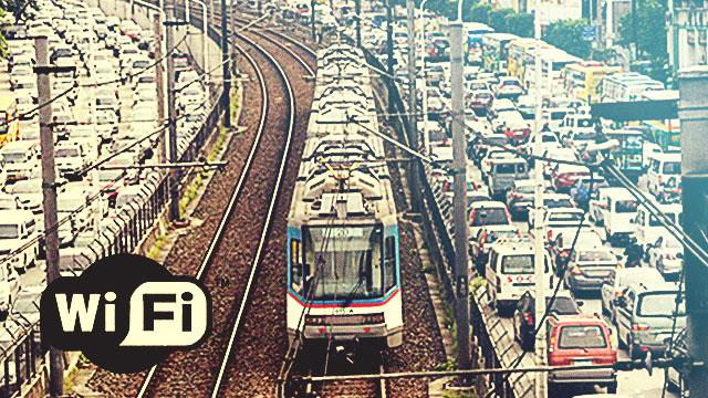 Coming Soon: Free Internet At The MRT