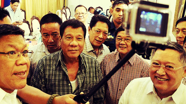 Duterte Names Health, Tourism, Trade Secretaries