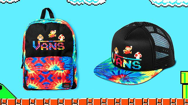We're Dying To Have These Pieces From Vans' Nintendo Collection