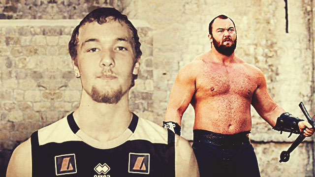 This Is What The Mountain From 'GoT' Looked Like 10 Years Ago