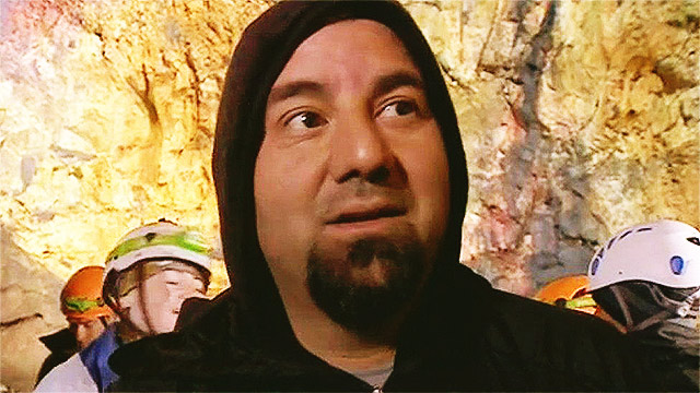 WATCH: Deftones' Chino Moreno Performs Inside A Volcano