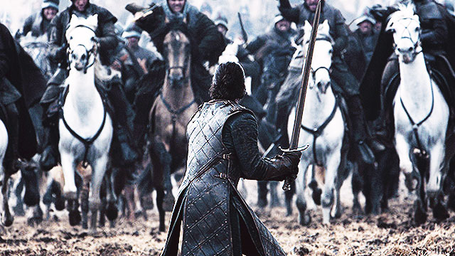 11 Awesome AF Moments From GoT's 'Battle of the Bastards'